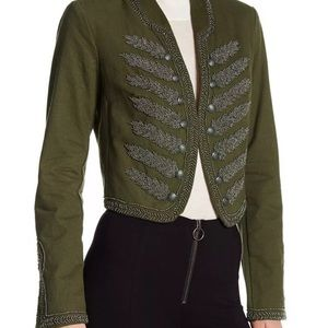 BNWT free people blazer size large